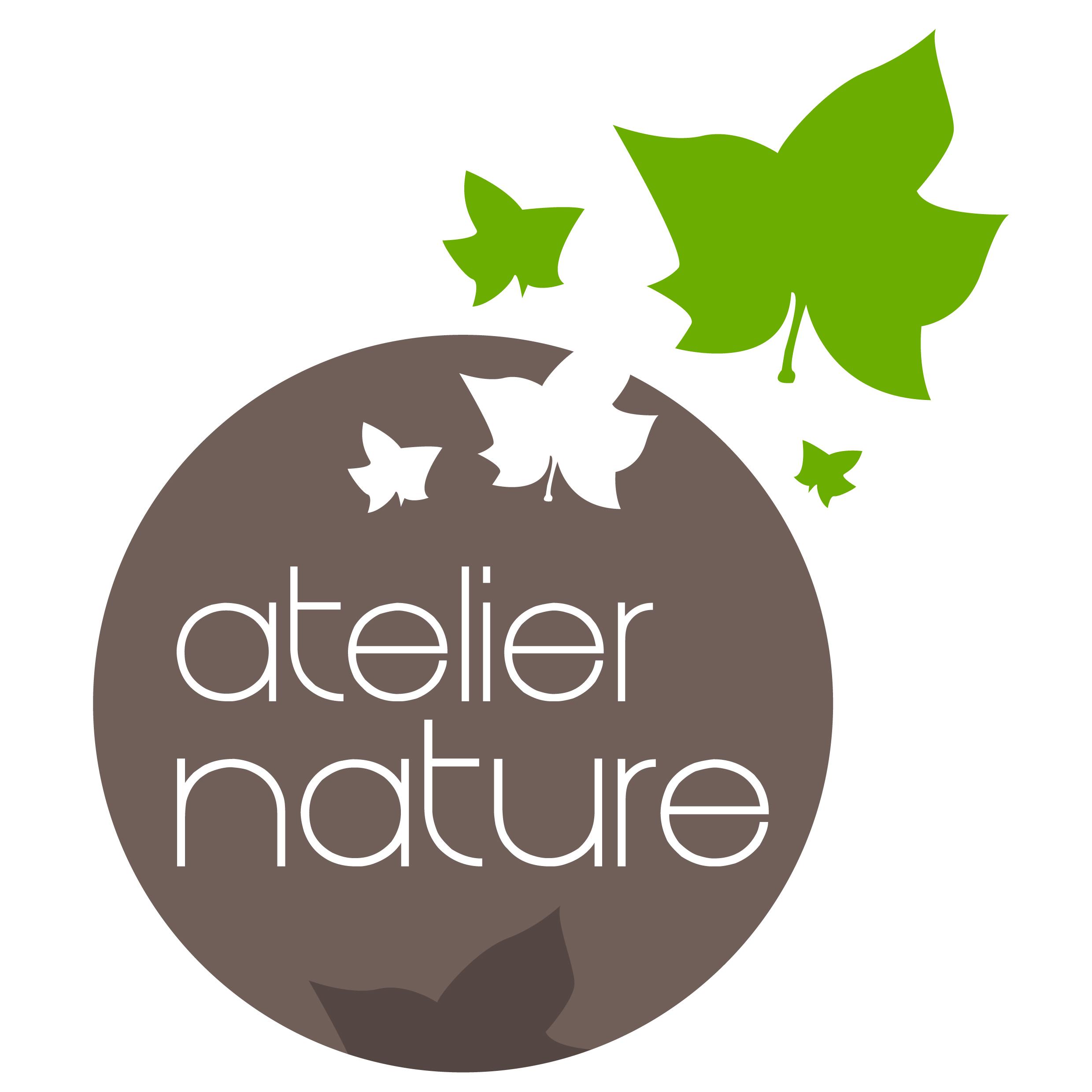logo atelier nature