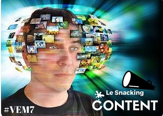 Le snacking content : une nouvelle modalité de consommation de contenu sur le web   ?