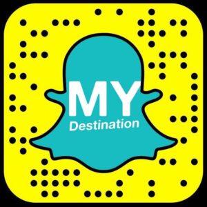 snap code my destination - Sebastien Repeto