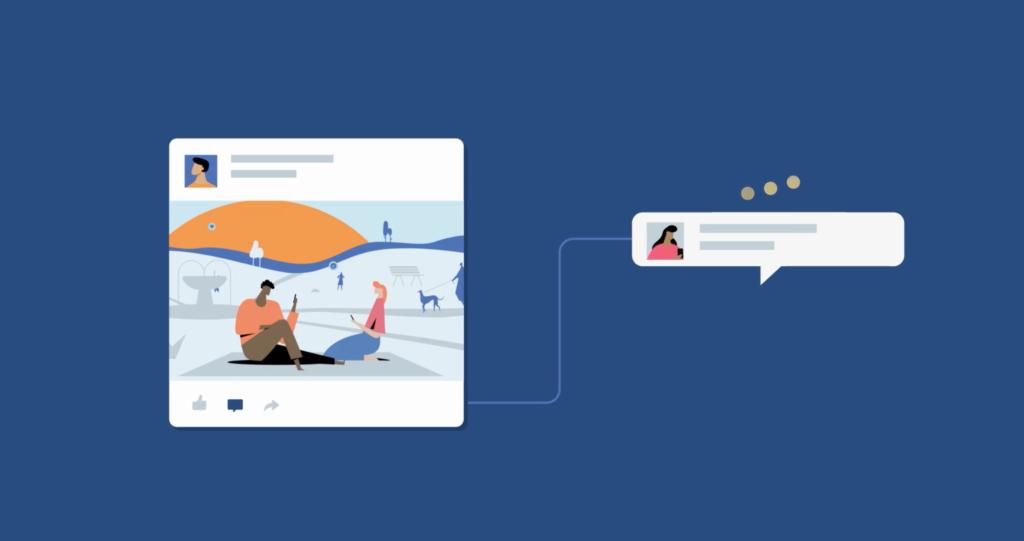 Blog VEm : Commentaires Facebook nouvel algorithme